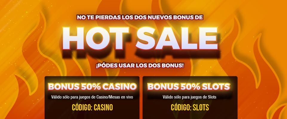 Bonus HotSale