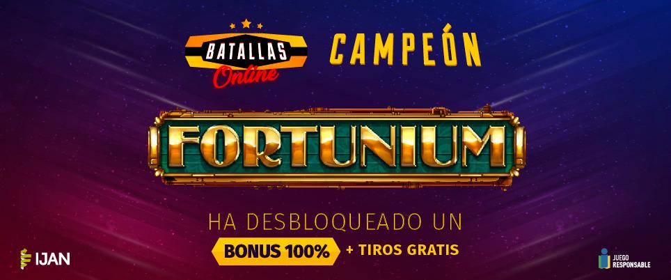 Bonus Batalla